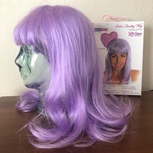 Katy Perry Purple wig by Secret Wishes